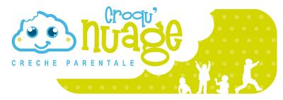Crèche parentale Croqu'nuage Villeurbanne